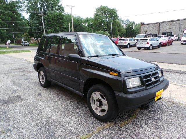 1997 GEO Tracker for sale in SEDALIA MO