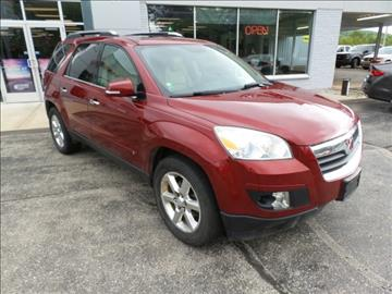 2007 Saturn Outlook for sale in Iron Mountain, MI