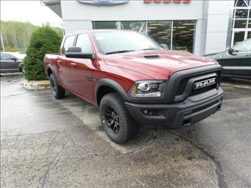 2018 RAM Ram Pickup 1500 for sale in Iron Mountain, MI