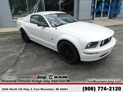 2006 Ford Mustang for sale in Iron Mountain MI