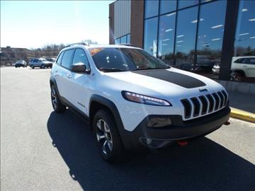 2014 Jeep Cherokee for sale in Iron Mountain, MI