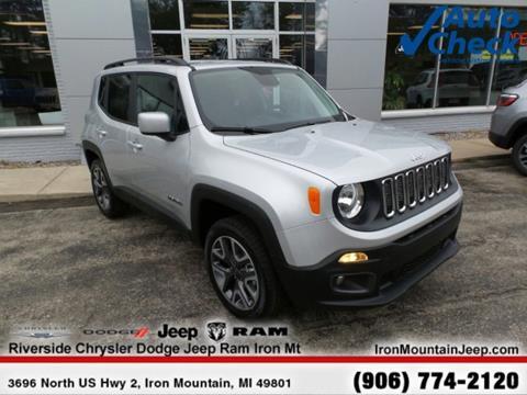 2017 Jeep Renegade for sale in Iron Mountain, MI