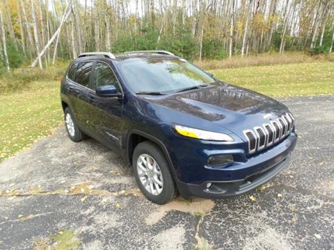 2018 Jeep Cherokee for sale in Iron Mountain, MI