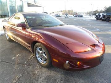 2002 Pontiac Firebird for sale in Iron Mountain, MI