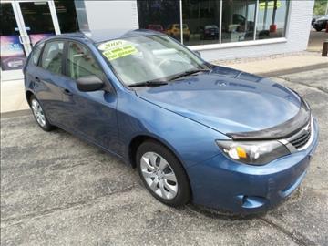 2008 Subaru Impreza for sale in Iron Mountain MI