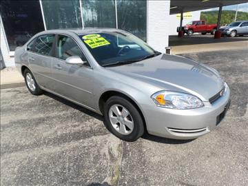 2008 Chevrolet Impala for sale in Iron Mountain MI