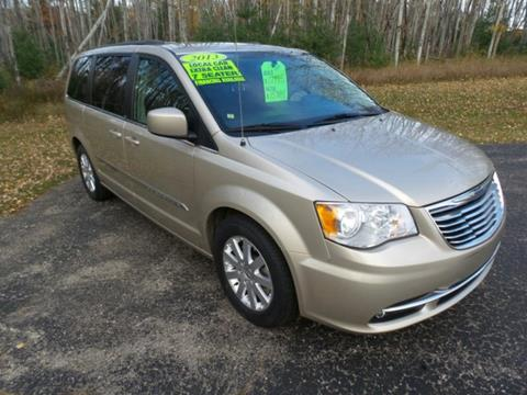 2013 Chrysler Town and Country for sale in Iron Mountain MI