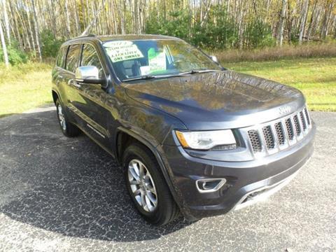 2014 Jeep Grand Cherokee for sale in Iron Mountain MI