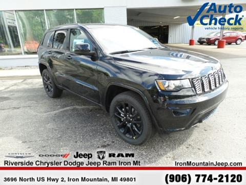 jeep grand cherokee for sale in iron mountain mi. Black Bedroom Furniture Sets. Home Design Ideas