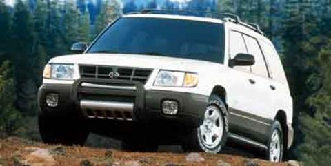 2001 Subaru Forester for sale in Iron Mountain MI