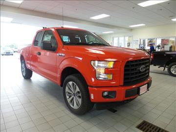 2017 Ford F-150 for sale in Escanaba, MI