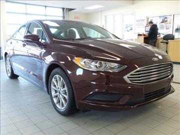 2017 Ford Fusion for sale in Escanaba, MI