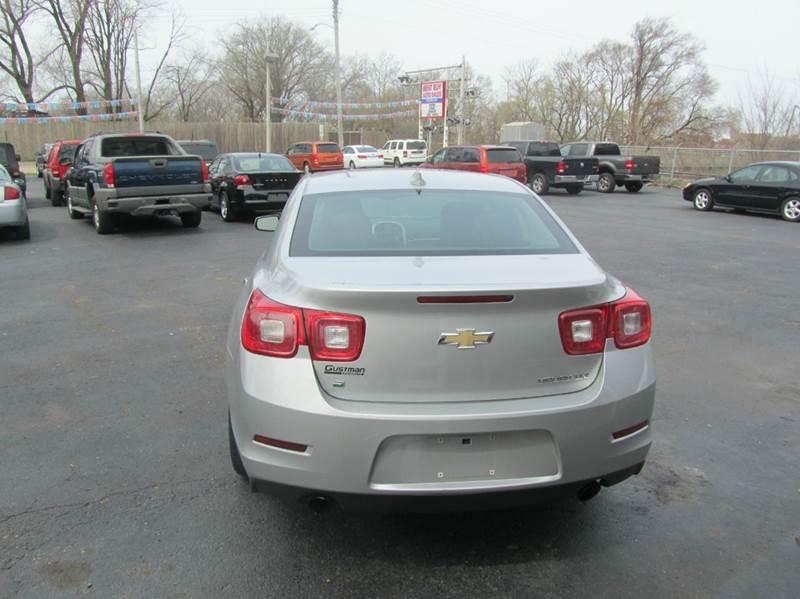 2016 Chevrolet Malibu Limited LTZ 4dr Sedan - South Beloit IL