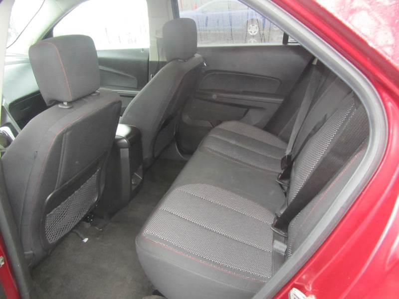 2011 Chevrolet Equinox AWD LT 4dr SUV w/1LT - South Beloit IL