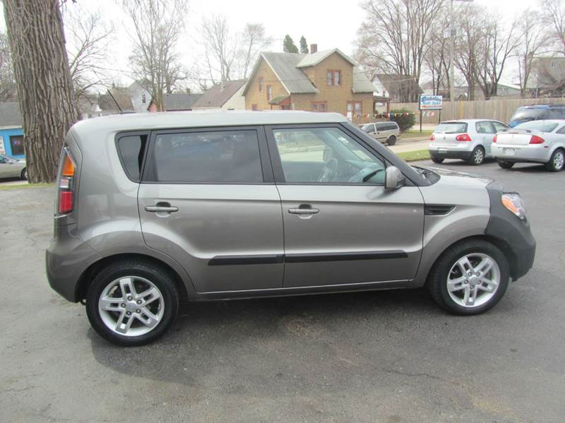 2011 Kia Soul Sport 4dr Wagon 4A - South Beloit IL