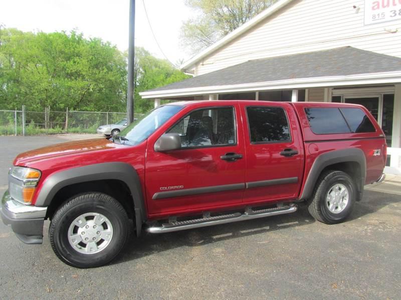 2004 Chevrolet Colorado 4dr Crew Cab Z71 Ls 4wd Sb In South Beloit