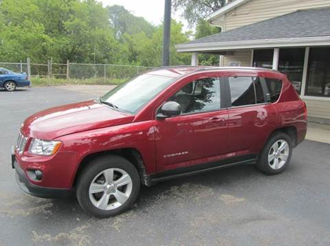 2012 Jeep Compass for sale in South Beloit, IL