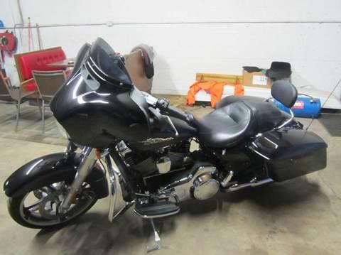 2015 Harley-Davidson Street Glide for sale in South Beloit, IL