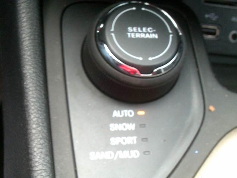 2016 Jeep Cherokee 4x4 Latitude 4dr SUV - Durand WI