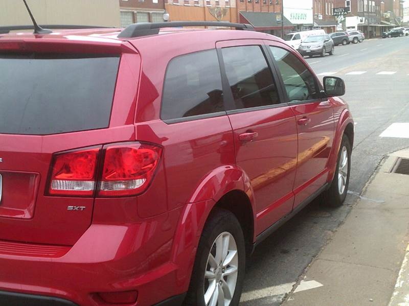 2016 Dodge Journey AWD SXT 4dr SUV - Durand WI