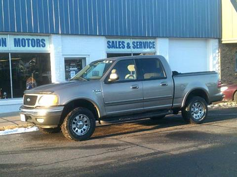 2003 Ford F-150 for sale in Durand, WI