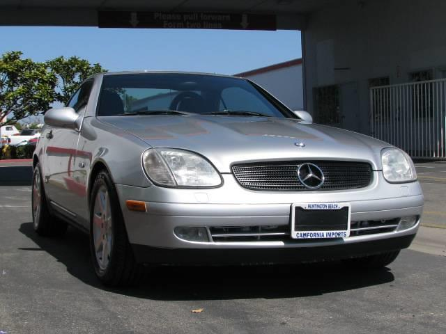 1999 Mercedes-Benz SLK-Class for sale