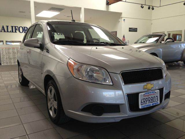 2009 Chevrolet Aveo5 for sale
