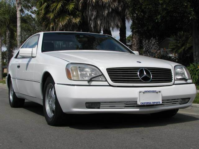 1995 Mercedes-Benz S-Class HUNTINGTON BEACH CA