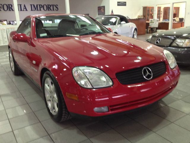 1998 Mercedes-Benz SLK-Class for sale