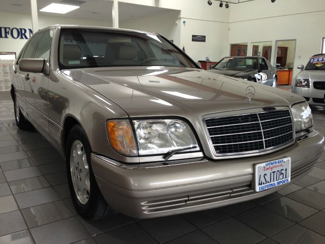 1998 Mercedes-Benz S-Class for sale