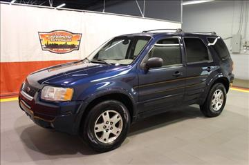 2003 Ford Escape for sale in West Chicago, IL