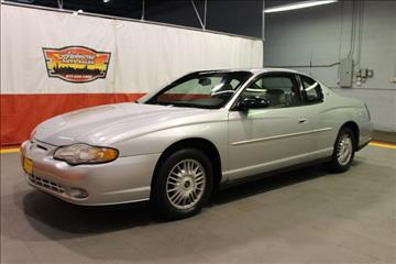 2001 Chevrolet Monte Carlo for sale in West Chicago, IL