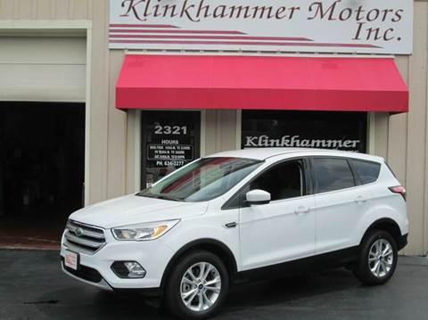 2017 Ford Escape for sale in Racine, WI