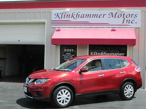2015 Nissan Rogue for sale in Racine, WI