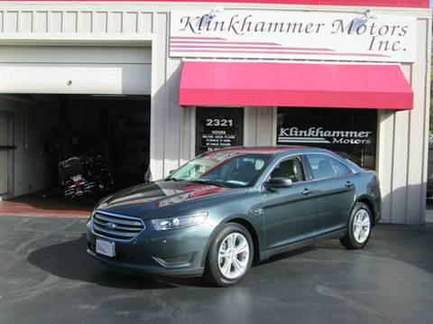2016 Ford Taurus for sale in Racine, WI