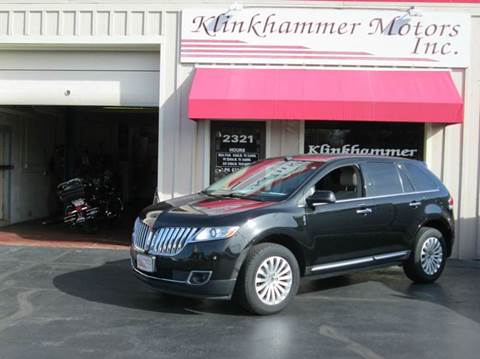 2013 Lincoln MKX for sale in Racine, WI