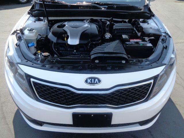 2012 Kia Optima EX Turbo 4dr Sedan - La Habra CA