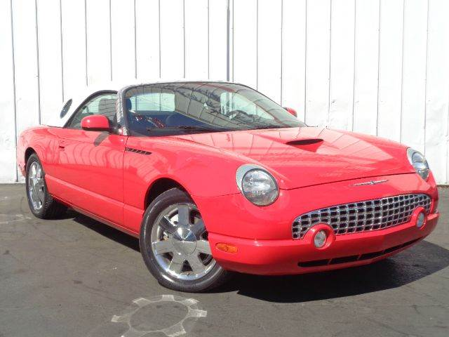 2002 Ford Thunderbird Deluxe 2dr Convertible - La Habra CA