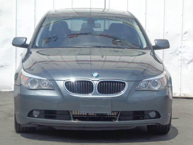2004 BMW 5 Series 530i 4dr Sedan - La Habra CA