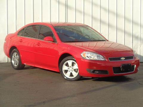 2010 Chevrolet Impala for sale in La Habra, CA