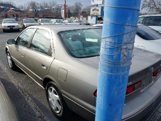 1998 Toyota Camry LE V6 4dr Sedan - Greenville SC