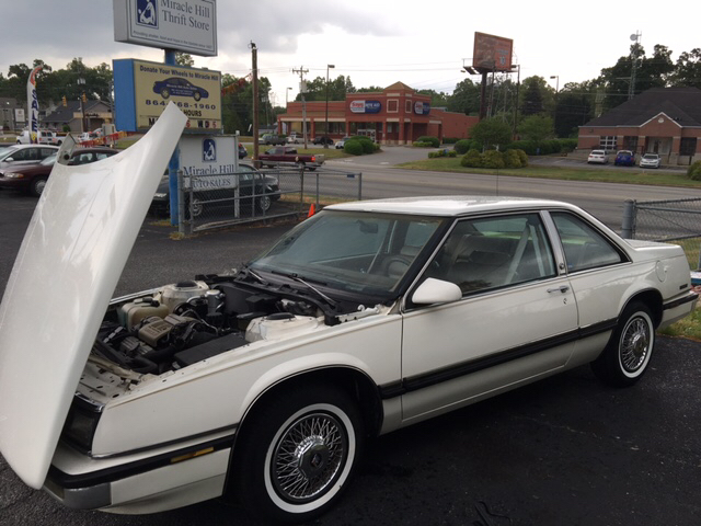 1990 Buick Lesabre Limited 2dr Coupe In Greenville Sc