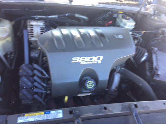 2001 Buick LeSabre Custom 4dr Sedan - Greenville SC