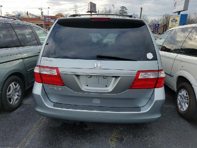 2006 Honda Odyssey EX-L 4dr Mini-Van w/Navi and DVD - Greenville SC