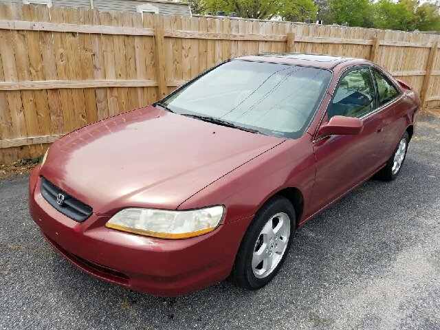 1998 Honda Accord EX V6 2dr Coupe - Greenville SC