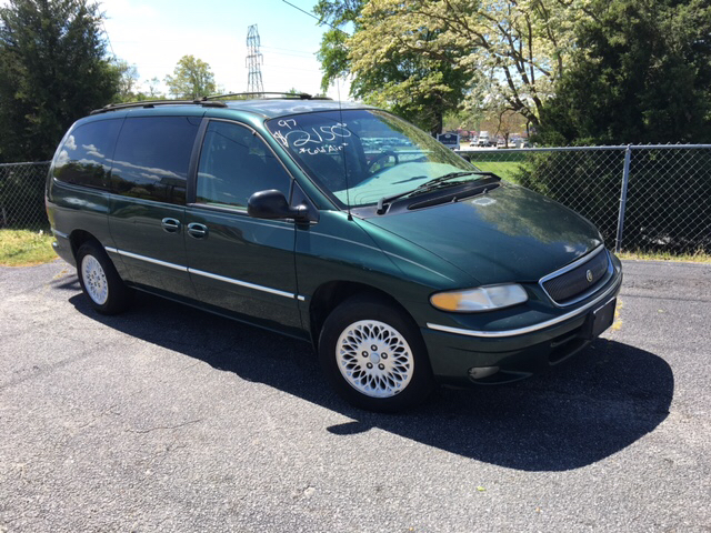 1997 Chrysler Town And Country 4dr Lx Extended Mini-van In Greenville Sc