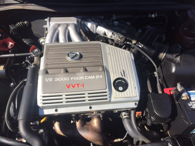 1999 Lexus ES 300 4dr Sedan - Greenville SC