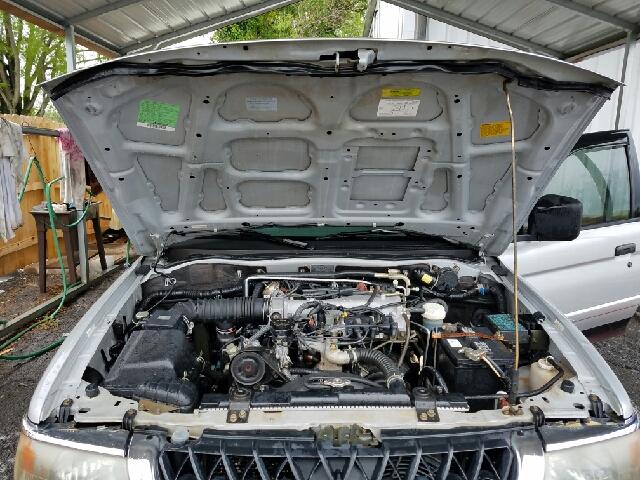 2002 Mitsubishi Montero Sport XLS 2WD 4dr SUV - Greenville SC