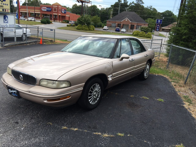 1998 Buick LeSabre Limited 4dr Sedan - Greenville SC