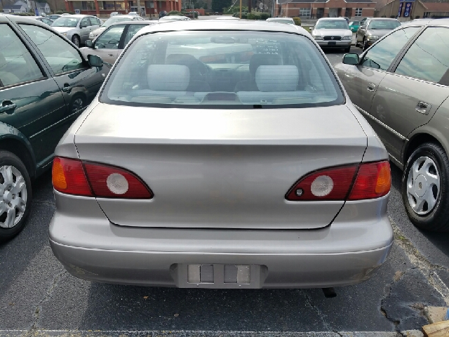 2002 Toyota Corolla CE 4dr Sedan - Greenville SC